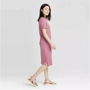 NWT A New Day T-Shirt Dress Light Purpl…